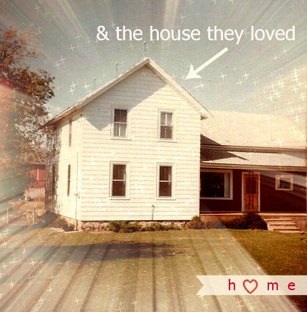 and the house they loved