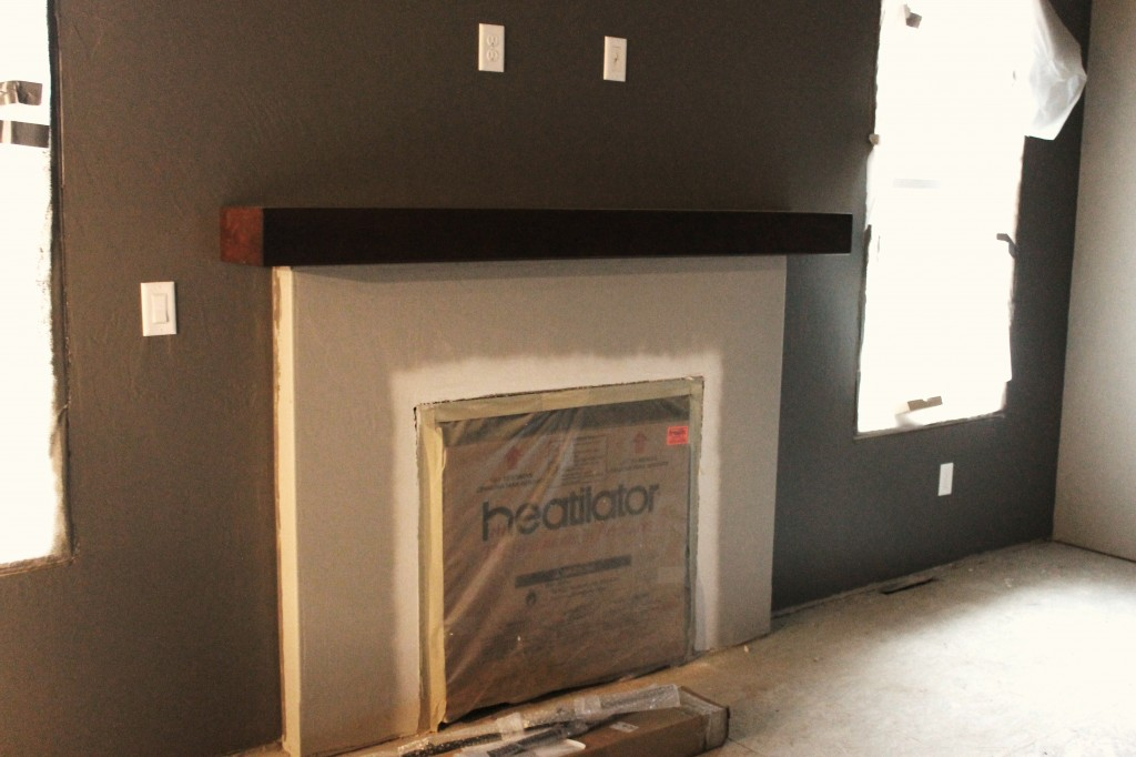 Miller progress fireplace