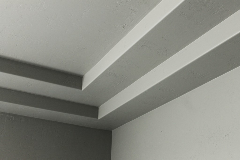 Miller progress tray ceiling
