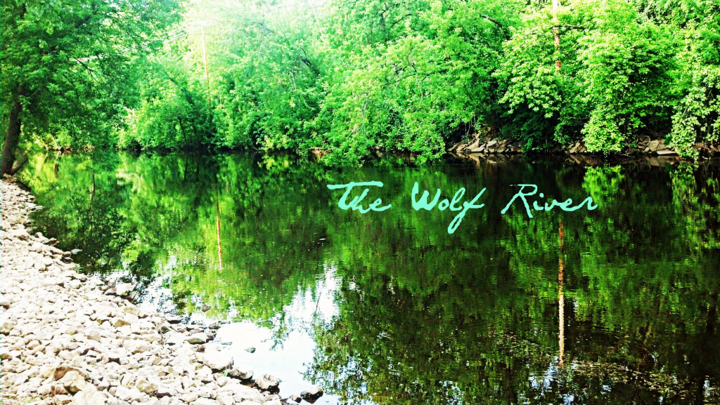 The wolf river