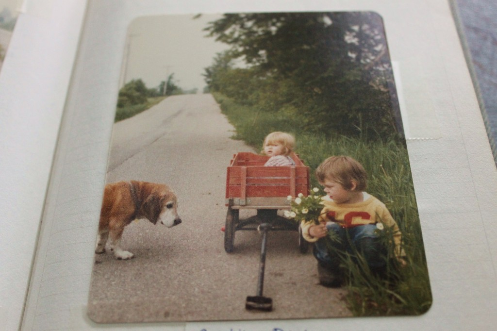 our road as kids