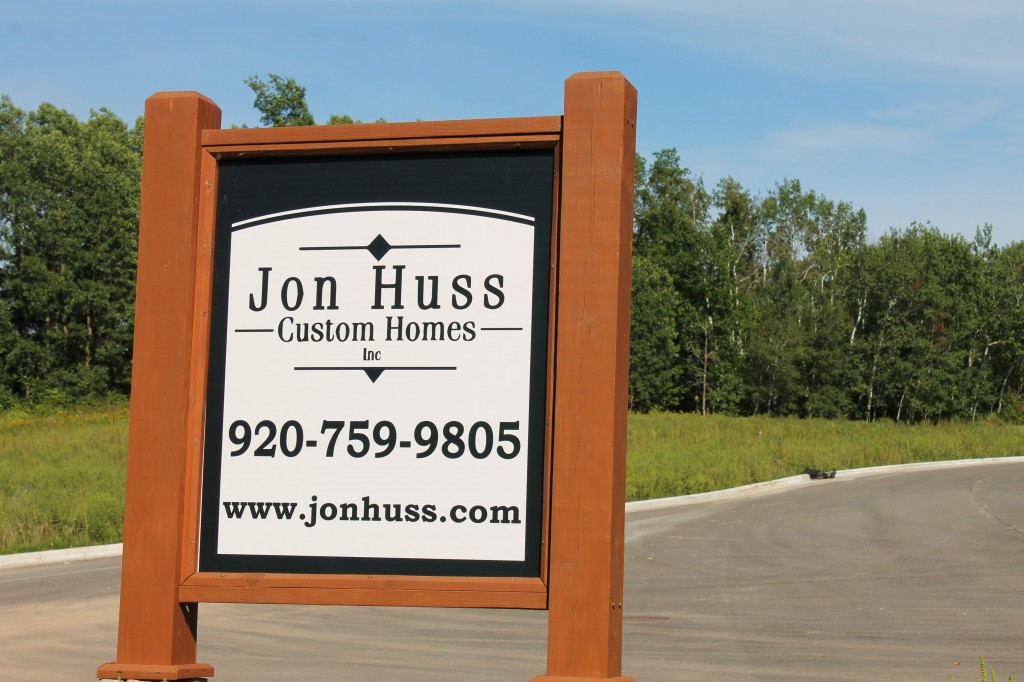 jon huss sign in subdivision