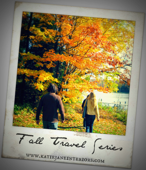 fall travel series