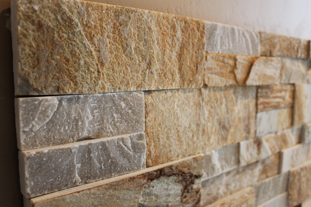 Daff Dr fireplace stone
