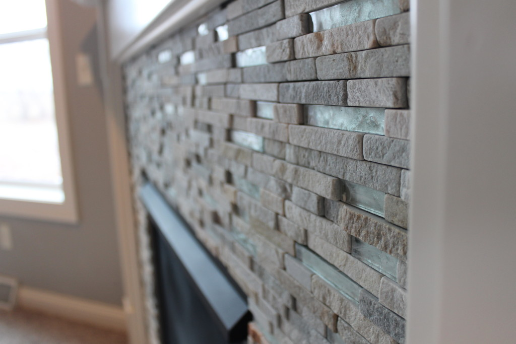 fireplace tile lytle