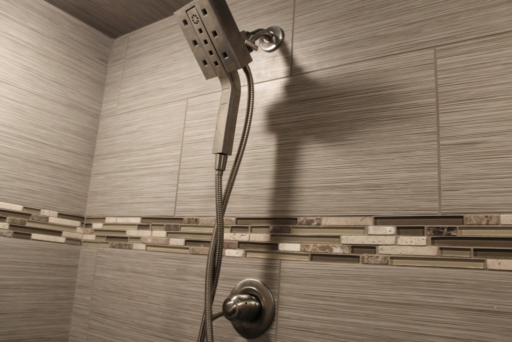What S Hot In Tile Showers Right Now And Other Flooring