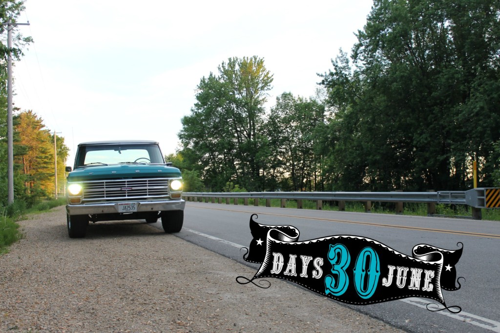 30 days with truck
