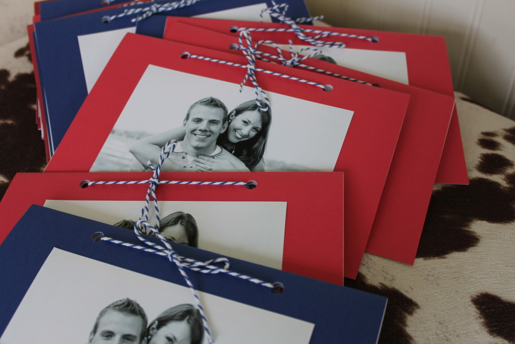 patriotic wedding prgrams