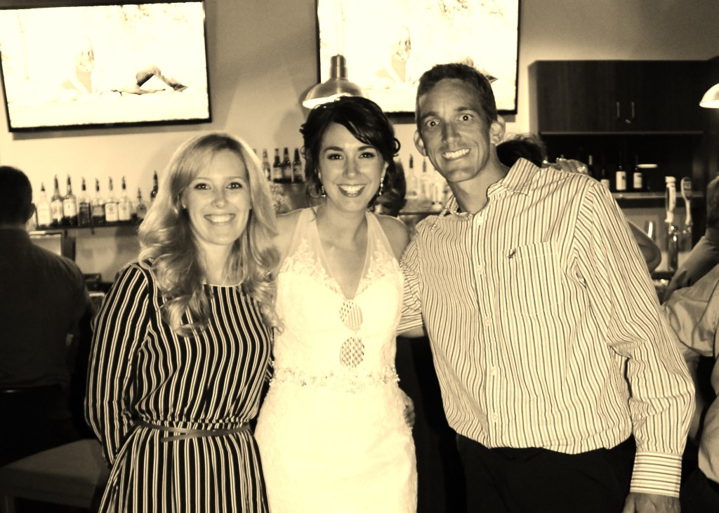 Paul Anna and me at Anna's wedding 2015 (2)