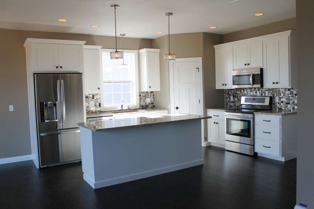 The best of white cabinets katie jane interiors for Kitchen center island cabinets