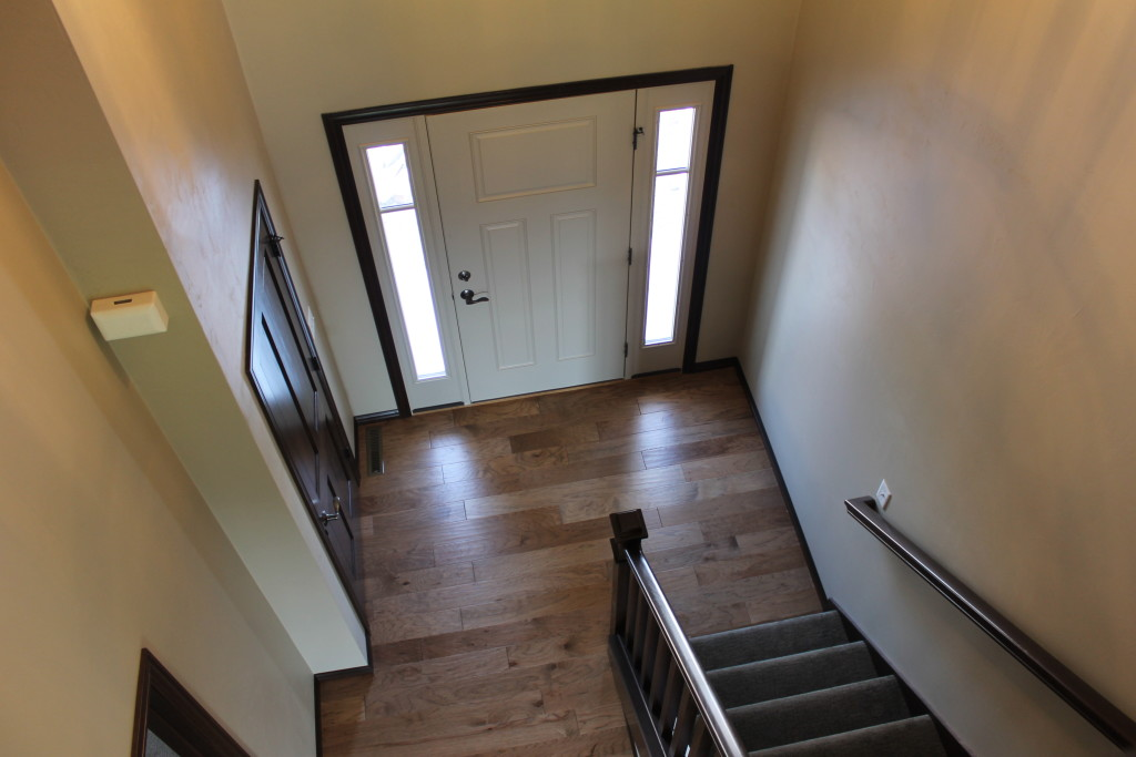 Two Story Foyer Or Not : Tour the two story at rowling road katie jane