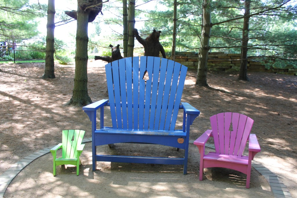 Storybook gardens Chairs