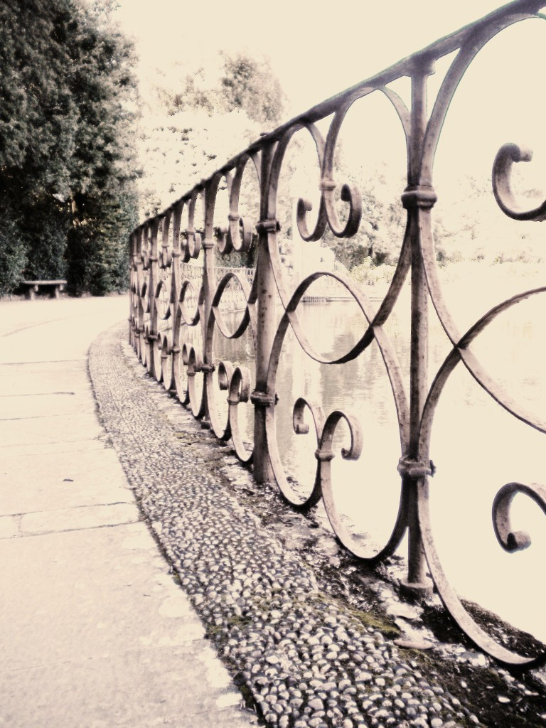 wrought iron boboli garden
