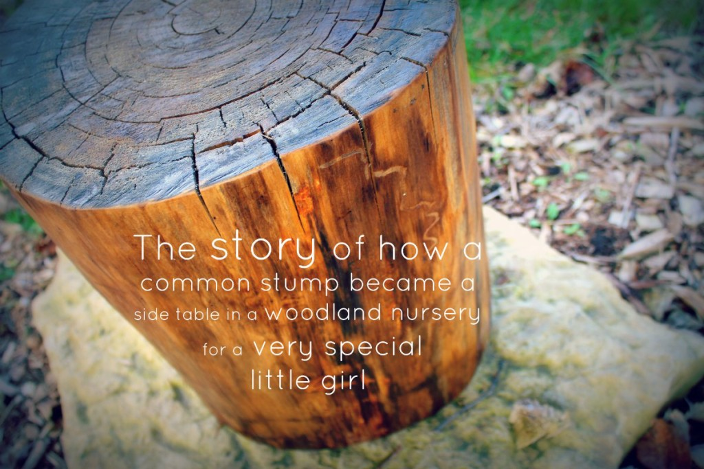 the story of the stump table