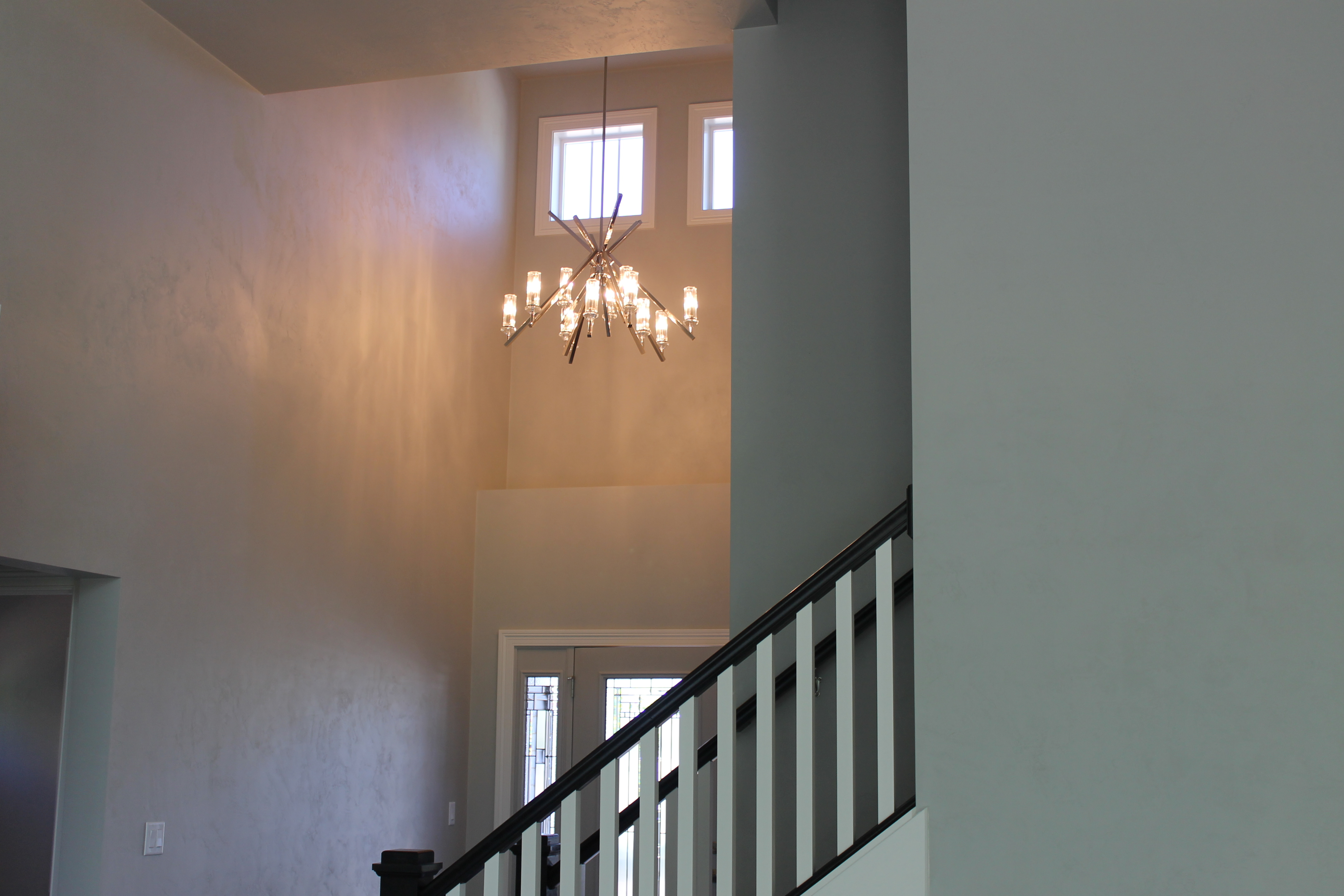 Foyer Lighting Trends : Favorite trends in foyer lights katie jane interiors