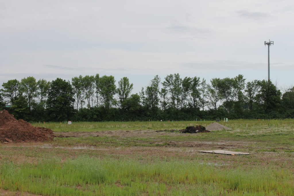 Parker Farms lots in kimberly