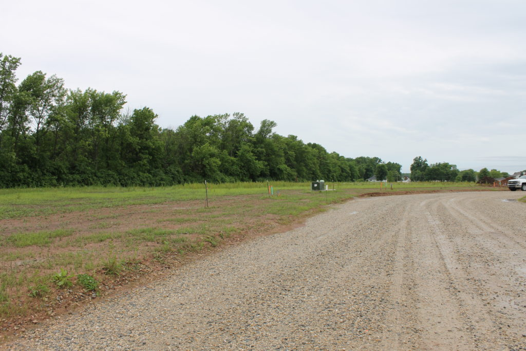 tree lined lots in parker farms, kimberly