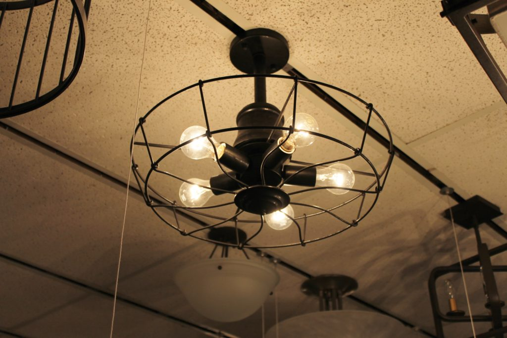 ceiling-mount-cage-light-for-laundry-room-or-hall