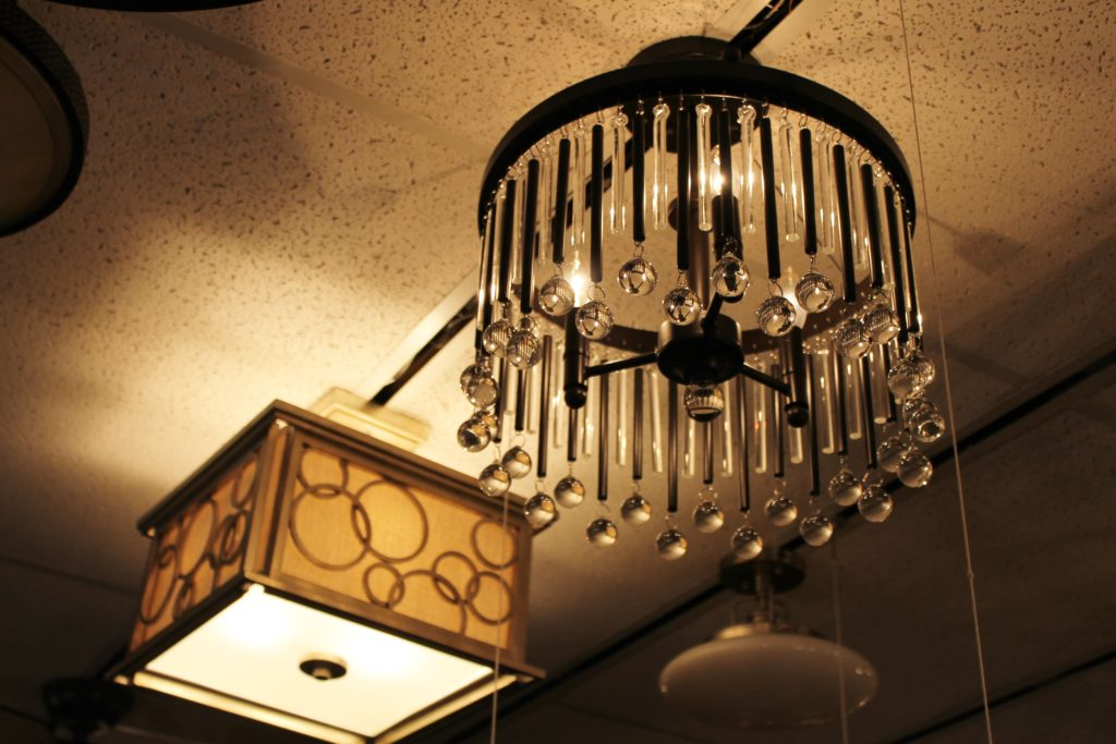 ceiling-mount-lights-with-geometrick-designs-and-crystal-accents