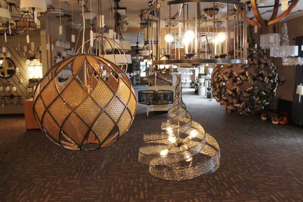 more-hanging-lights-with-mesh-metals-and-spiral-designs