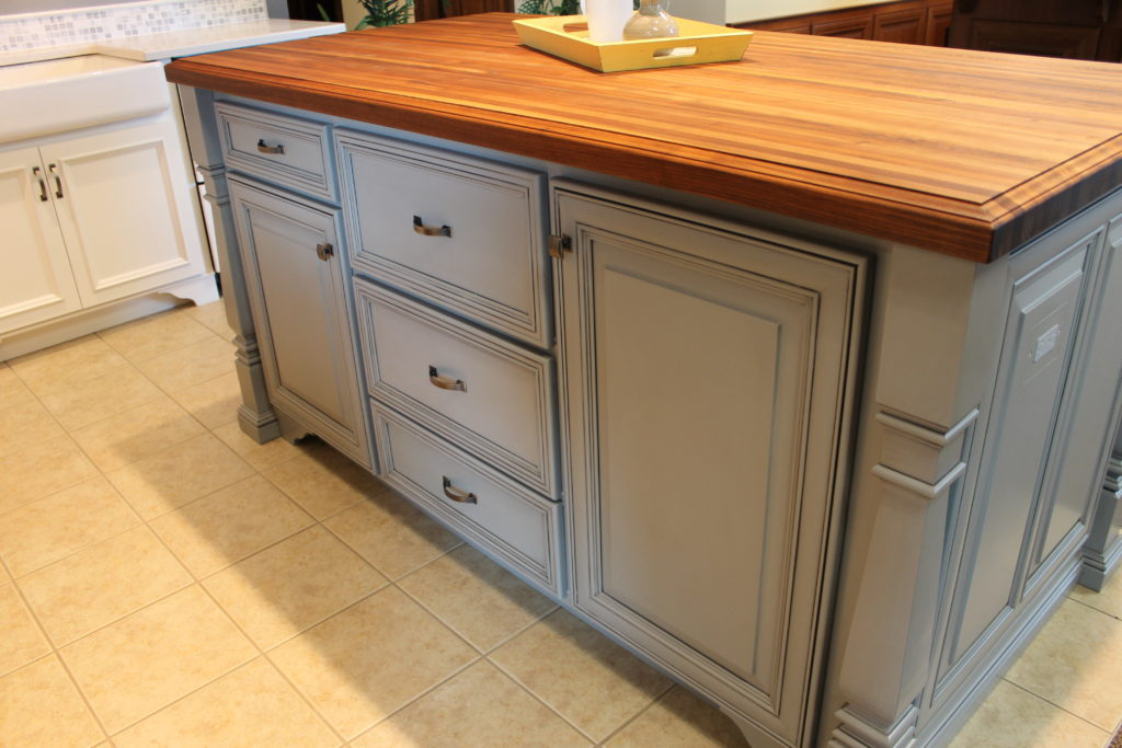 painted-island-with-accent-legs-and-butcher-block-top