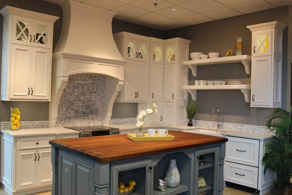 white-kitchen-with-classic-materials-and-painted-island