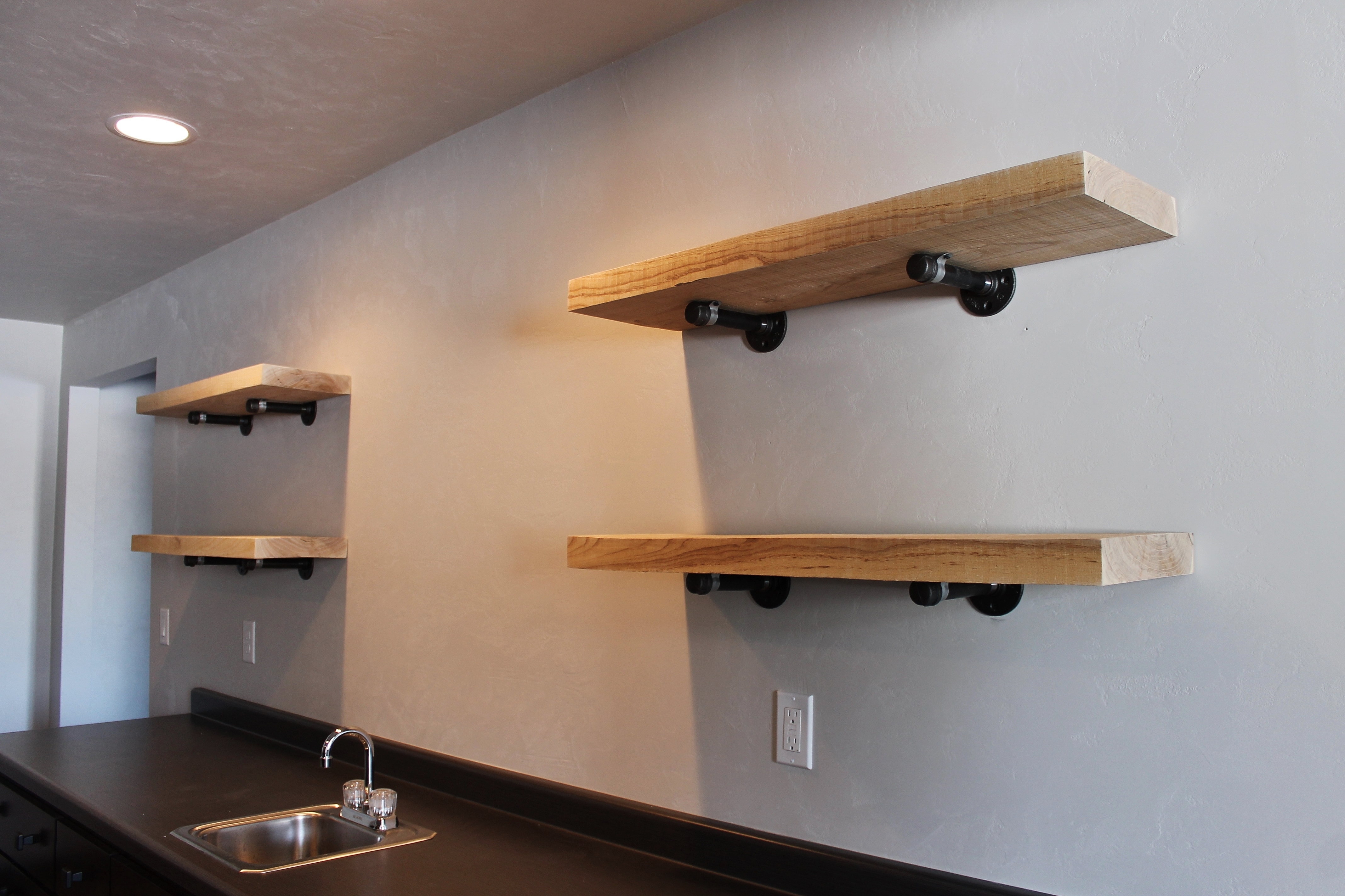 How To Design The Perfect Lower Level Bar The Back Wall