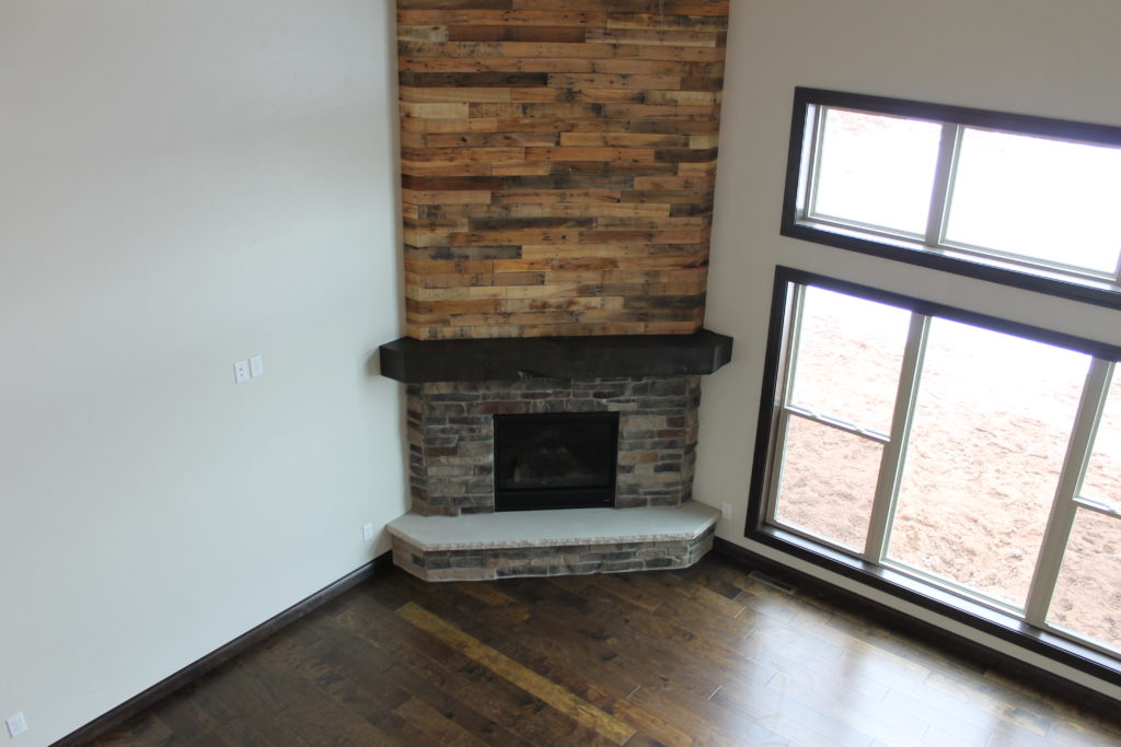 Fireplace Designs And The Rustic Mantel Trend Katie