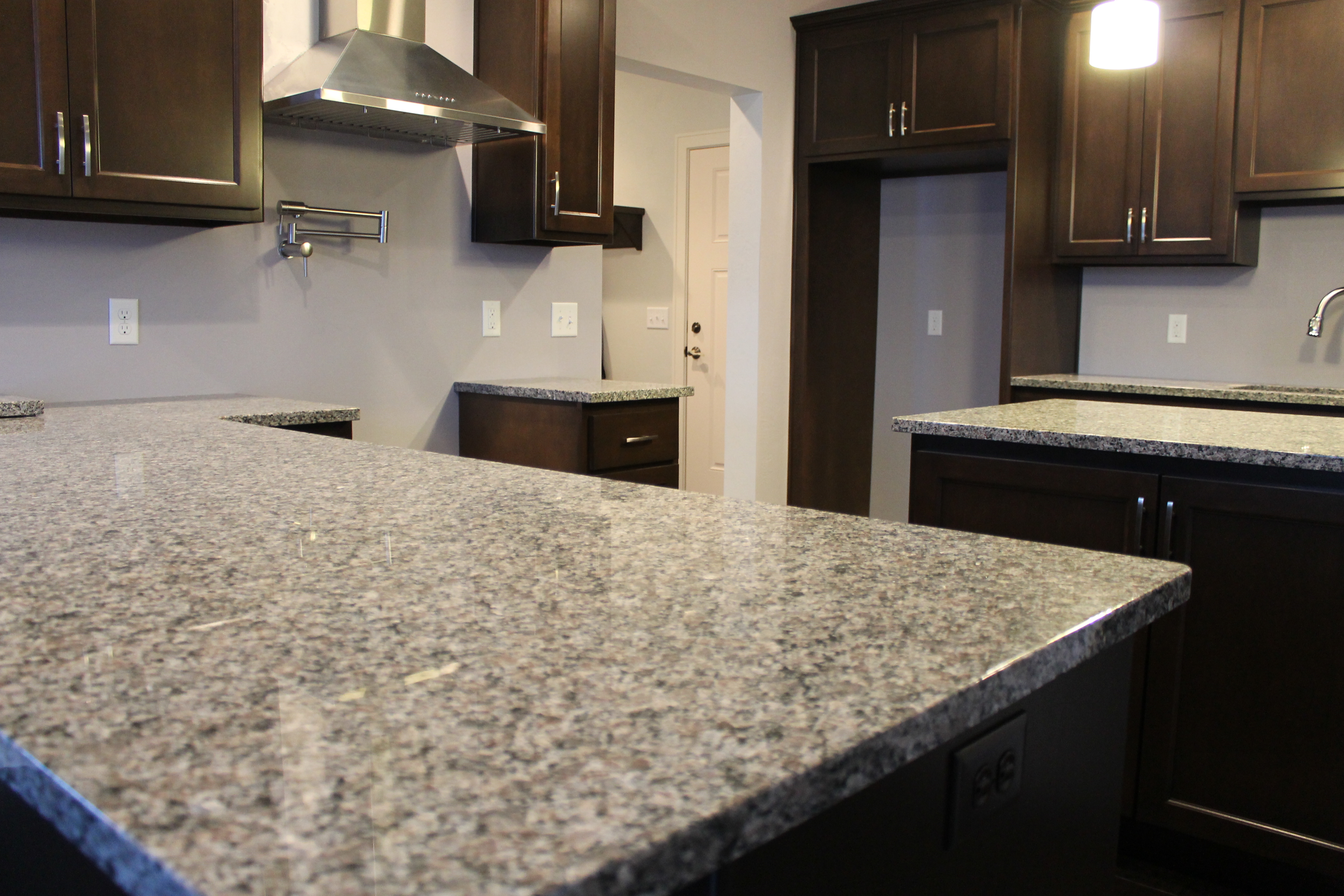 Grey Granite With Espresso Cabinets2
